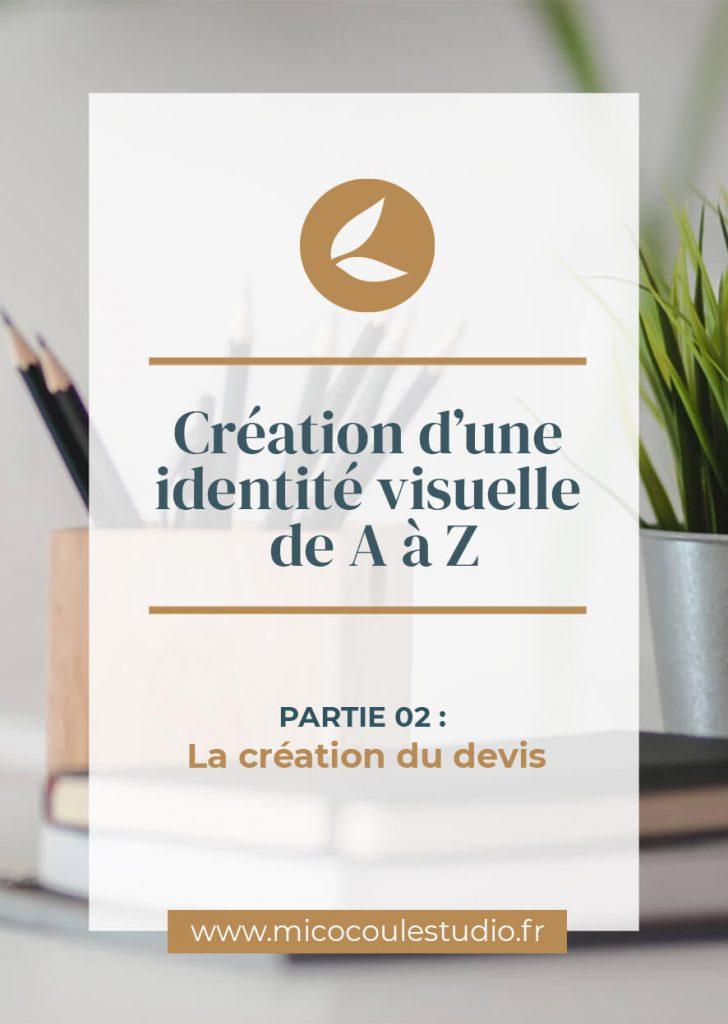 Création d'une identité visuelle de A à Z : la proposition commerciale