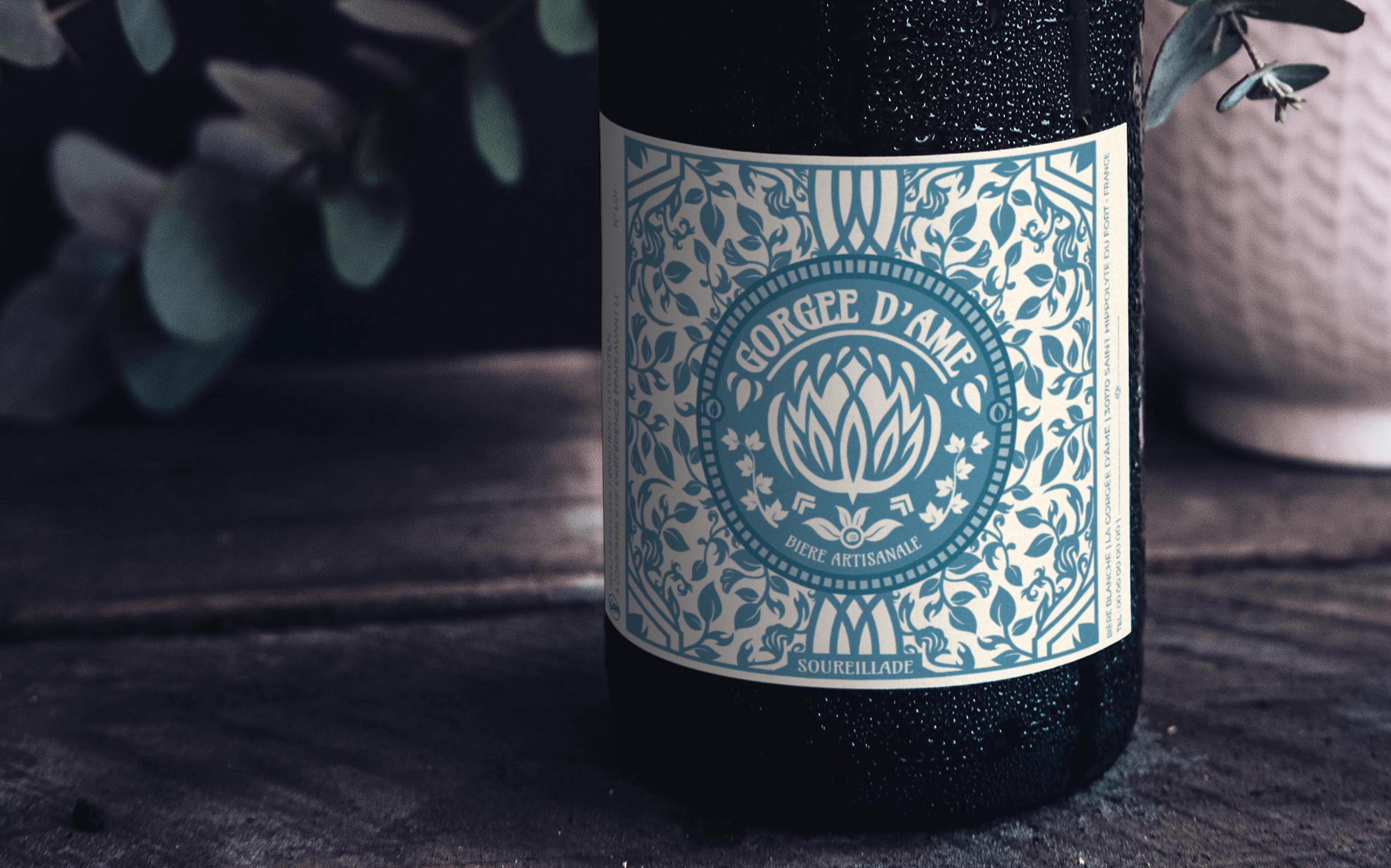 la gogéd 'ame biere artisanale dans les Cévennes
