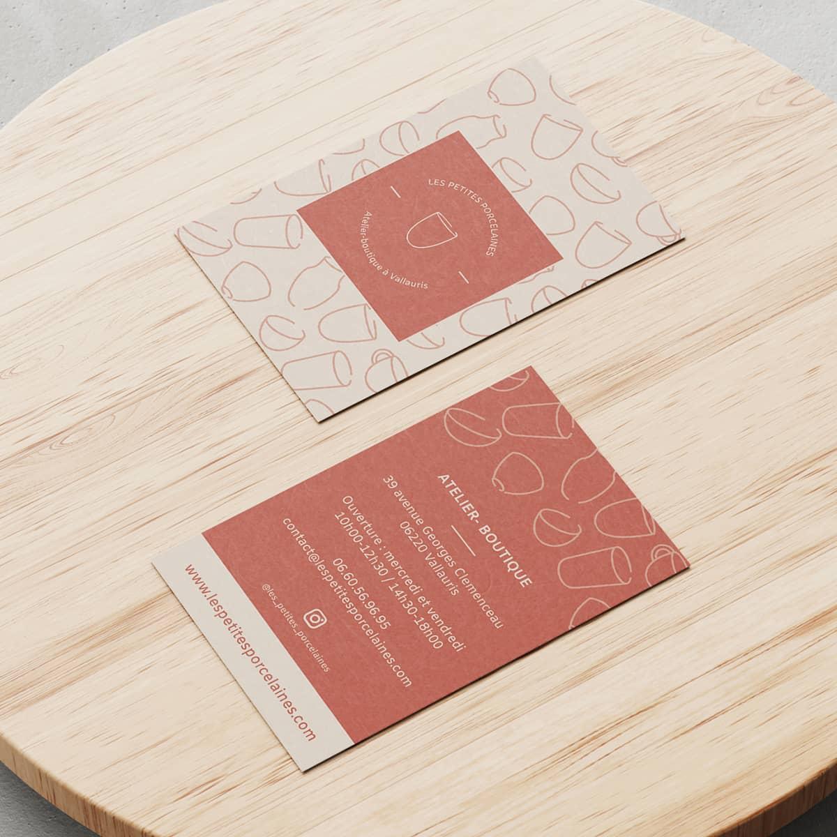 Réalisation etiquette et logo pour producteur d'escargot dans le Gard 30